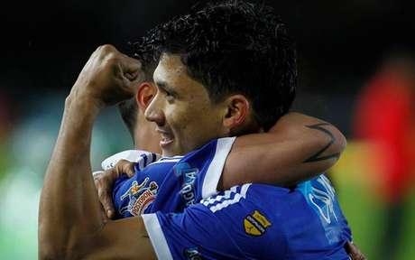 Montero volvió al gol.