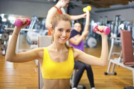<p>Exercícios físicos ajudam a manter a saúde em dia</p><p></p>