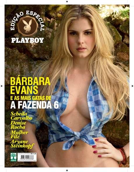 Foto: Revista Playboy / Divulgação