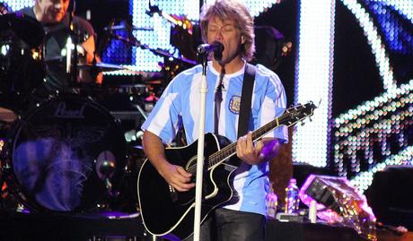 Bon Jovi suspendió el show del domingo 15 de septiembre en el Estadio Unico de La Plata