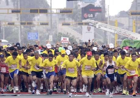 <p>'Maratón RPP' se llevará a cabo el domingo 13 de octubre.</p>