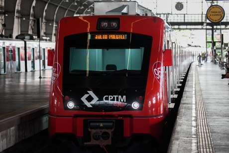 Com a Linha 13-Jade, a viagem, que partirá da estação Engenheiro Goulart, da Linha 12-Safira, custará R$ 3 Foto: Edson Lopes Jr. / Divulgação