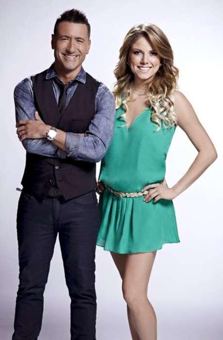 Jorge Bernal y Hannaley Suarez