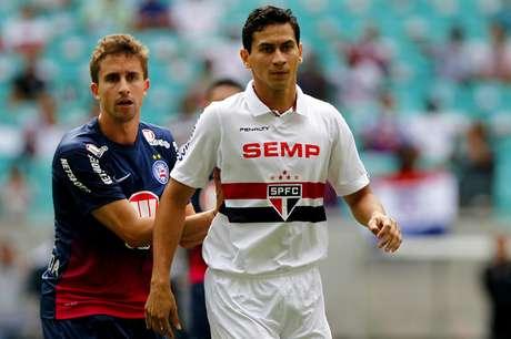 <p>Ganso retoma bom futebol sob comando de Muricy Ramalho</p>