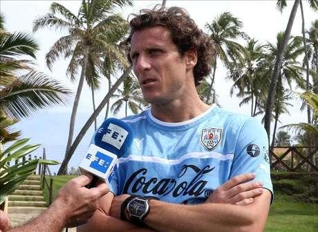 El futbolista uruguayo Diego Forlán adelanta su boda para el 11 de diciembre