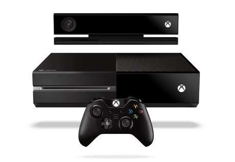 <p>La consola Xbox One</p>