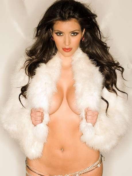 Kim Kardashian Sorpr Playb Se Si