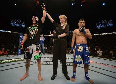 Foto: Cortesía UFC