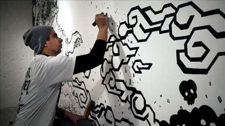 El ilustrador Aleix Gordo expone en Tokio junto al japonés Tadaomi Shibuya