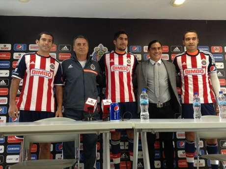 Foto: Cortesía Club Chivas