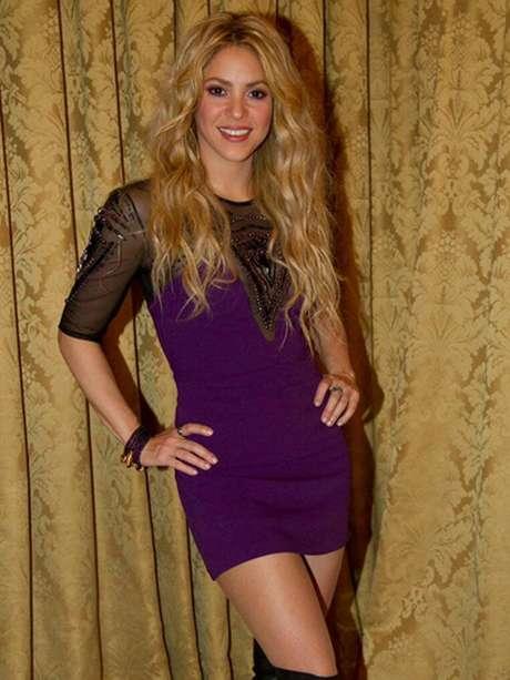 Foto: Twitter/@Shakira