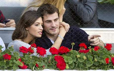 Nace Martín, el primer hijo de Sara Carbonero e Iker Casillas.
