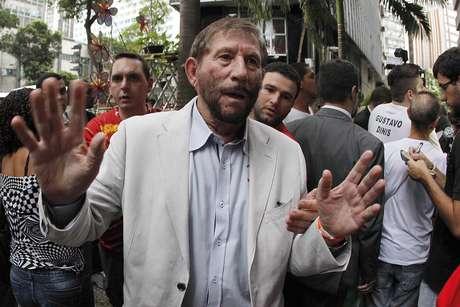 Ilídio Lico apresentou renúncia nesta sexta-feira Foto: Wagner Meier/Agif / Gazeta Press