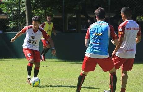 Foto: Rubens Chiri/São Paulo FC / Divulgação
