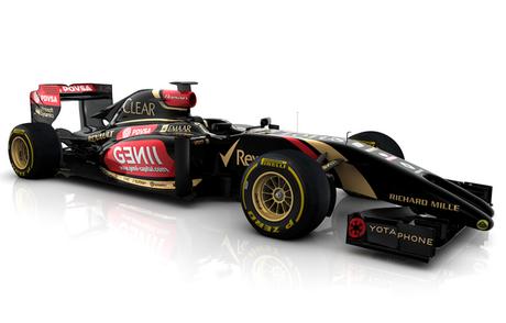 Foto: Twitter/Lotus F1 Team