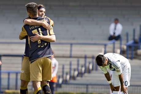 Pumas de la UNAM sigue con su racha triunfal ahora en un partido amistoso.