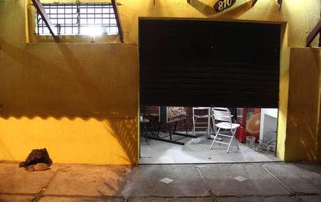 Dono de pizzaria foi morto na região do Morumbi após reagir a assalto na noite de sábado em São Paulo Foto: Edison Temoteo / Futura Press