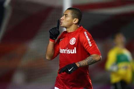 Wellington Paulista tem contrato com o Inter até o final deste ano Foto: Getty Images