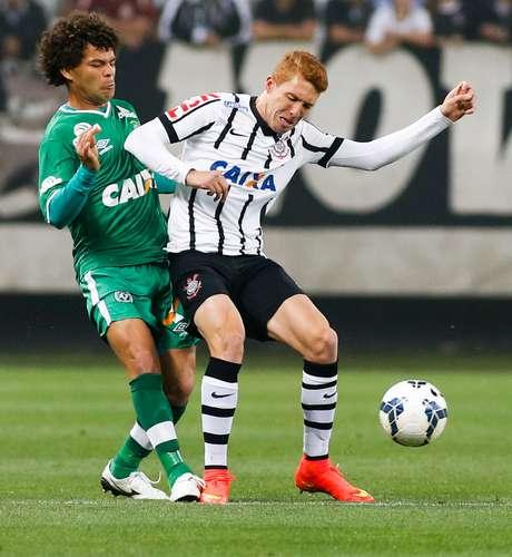 Ferrugem não embalou no Corinthians Foto: Alexandre Schneider / Getty Images