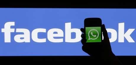 A companhia,propriedade do Facebook, anunciou em seu blog oficial que se pode acessar o WhatsApp através do navegador Google Chrome Foto: David W Cerny / Reuters