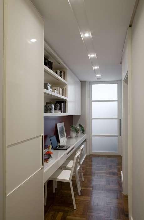 Home office pode ficar na cozinha e corredor; veja opções ~ Transformar Home Office Em Quarto De Bebe
