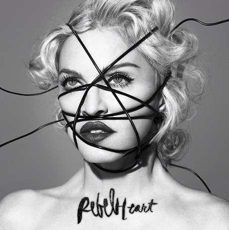 Rebel Heart será lançado no dia 10 de março Foto: @madonna/Instagram / Reprodução