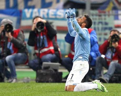 Destaque na Lazio, Felipe Anderson está nos planos do United para a janela de janeiro