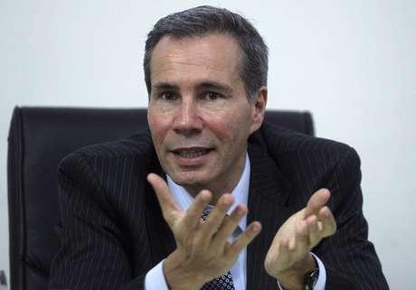 Alberto Nisman, encontrado morto em seu apartamento antes de apresentar detalhes de sua denúncia cntra a presidente Cristina Kirchner Foto: Marcos Brindicci / Reuters