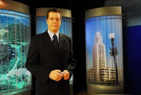 Márcio Gomes, que trabalhou na Globo Rio, é o atual correspondente da emissora em Tóquio Foto: João Miguel Júnior / TV Globo