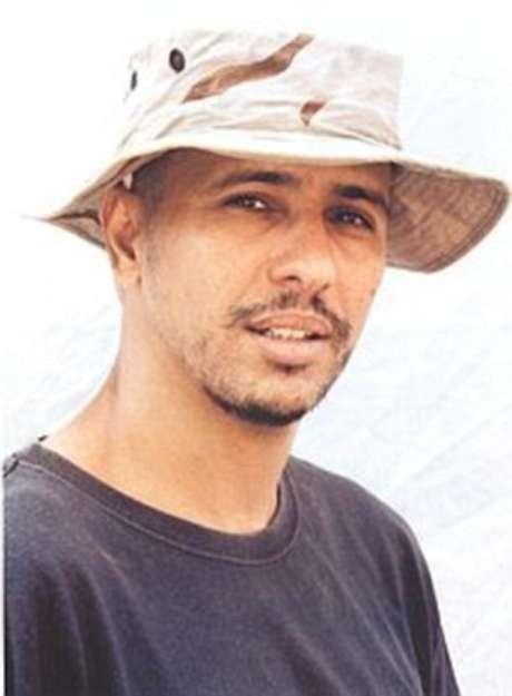 O prisioneiro escreveu um livro sobre seus dias na prisão de Guantánamo  Foto: Daily Mail / Reprodução