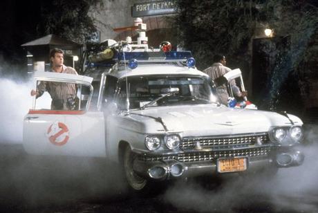 'Os Caça-Fantasmas' é um dos grandes clássicos do cinema  Foto: Divulgação
