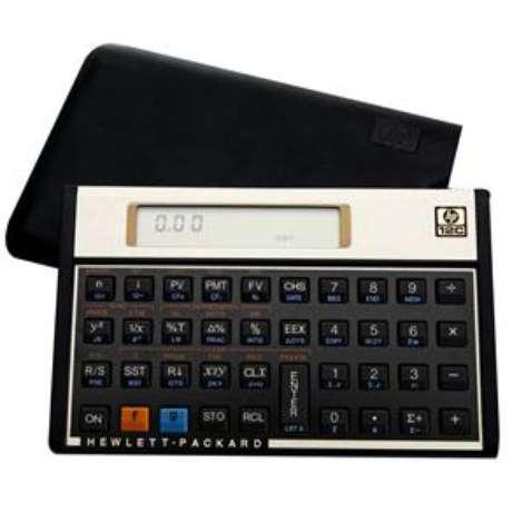 Calculadora HP 12C Foto: Reprodução