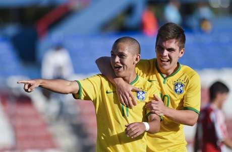 Seleção Brasileira triunfou por 2 a 0 Foto: Matilde Campodonico / AP