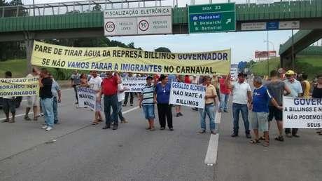Manifestantes prometem protesto maior durante o Carnaval Foto: Cristiano Souza / vc repórter