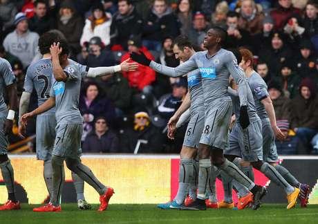 Newcastle fez 3 a 0 longe de seus domínios Foto: Jan Kruger / Getty Images