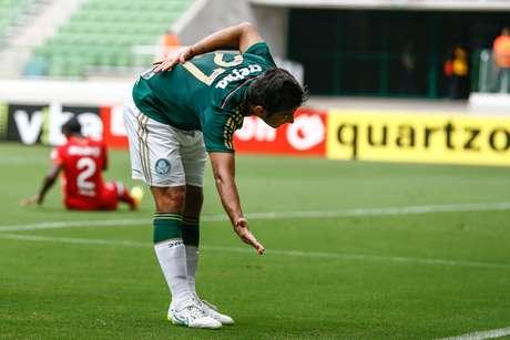 Prazer, Palmeiras 2015! Time teve primeiro tempo impecável e venceu fácil o Audax Foto: Leandro Martins / Futura Press