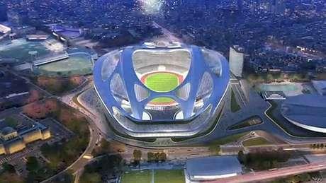 País quer transmitir Jogos em ultra-alta definição e oferecer conexão 5G para espectadores Foto: BBCBrasil.com