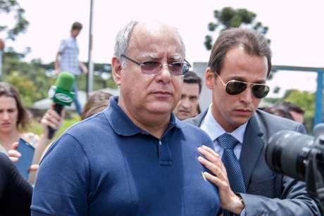 Renato Duque já tinha sido preso pela PF na sétima fase da Lava Jato, em novembro do ano passado Foto: Cassiano Rosário / Futura Press