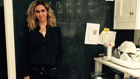 Casada com um australiano e mãe de dois filhos, ela conta como viver em um dos países mais secos do mundo mudou seus hábitos Foto: BBCBrasil.com