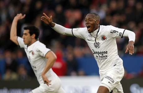 Caen empatou com dois gols nos minutos finais Foto: Christophe Ena / AP