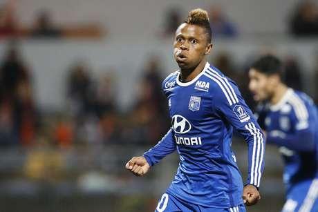 Lyon arrancou empate no segundo tempo e segue na liderança isolada Foto: Stephane Mahe / Reuters