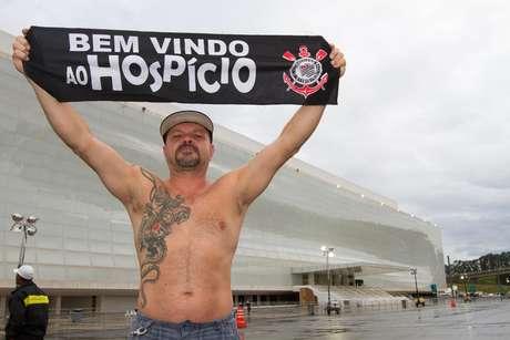 <p>Torcedores do Corinthians já abraçaram estádio localizado em Itaquera</p>