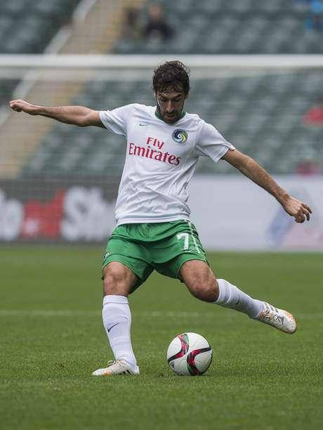 Raúl ainda busca uma melhor forma no futebol dos EUA Foto: Victor Fraile / Getty Images