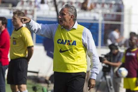 Tite escalou equipe reserva emItu Foto: Daniel Augusto Jr./Agência Corinthians / Divulgação