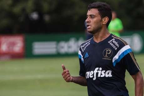 Cleiton Xavier deve ficar fora do Palmeiras por dois meses