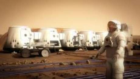 Missão quer colonizar Marte com 24 pessoas, escolhidas entre candidatos de 19 a 60 anos Foto: Bryan Versteeg / Mars One