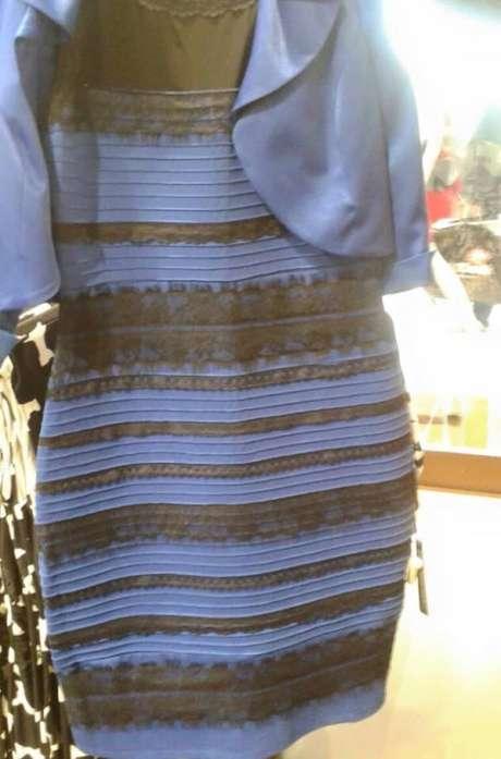 Afinal, como você vê este vestido? Foto: Reprodução