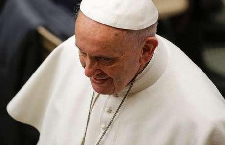 As críticas do papa aconteceram neste sábado em um discurso para a associação de movimentos cooperativos italianos Foto: Max Rossi / Reuters
