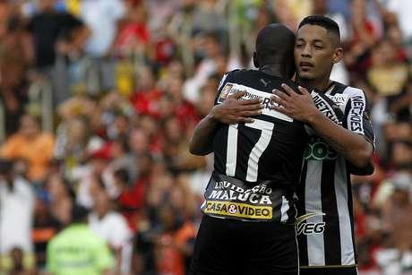 Botafogo terá que disputar a Série B de 2015 Foto: Vitor Silva/SS Press / Divulgação