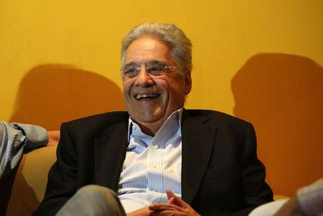 FHC negou que planeja pacto com o governo Foto: Renato S. Cerqueira / Futura Press